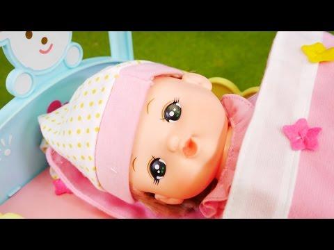 メルちゃん 初めてのお世話人形にメルちゃん入門セット♪ おもちゃアニメ Toy Kids トイキッズ animation anpanman Baby Doll Mellchan
