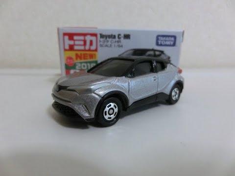 トミカ No.94 トヨタ C-HR