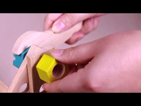 PlanToys | Robot Tool Box