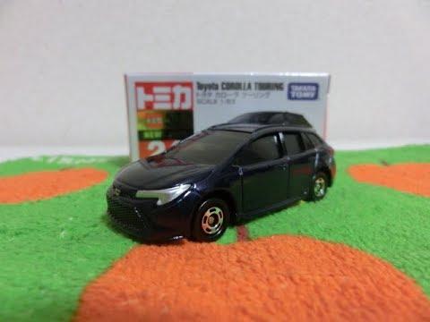 トミカ No.24 トヨタ カローラ ツーリング/Tomica Toyota CORALLA TOURING